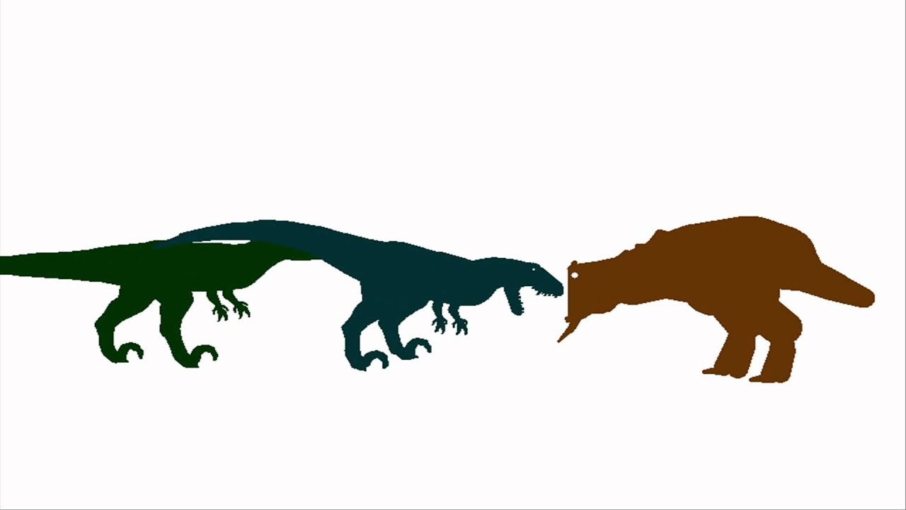 Venatosaurus vs Unth - YouTube