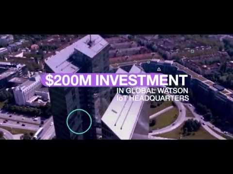 IBM Invests to Lead Global IoT Market with $200M for Munich Watson IoT HQ