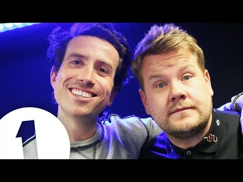 James Corden pranks fan who bailed on his show