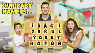 PICKING Our BABY'S NAME!!! (EXCITING) | The Royalty Family