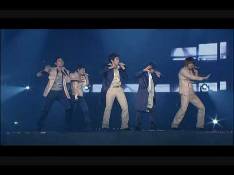 DBSK [Mirotic Concert] - Wrong Number