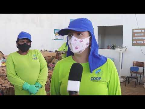 Cooperativa de Reciclagem é inaugurada em Ibitira, distrito de Rio do Antônio, veja a reportagem