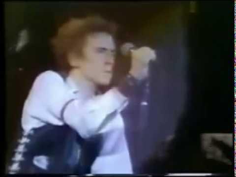 Sex Pistols -- No Fun (subtitulado al español)