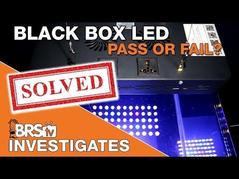 Finally testing the Black Box LED | BRStv Investigates