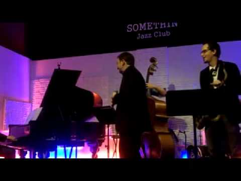 I'm Old Fashioned - Les Grant live at Something Jazz Club online metal music video by LES GRANT