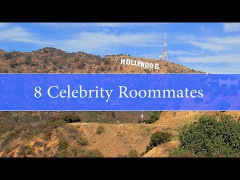 8 Celebrity Roommates