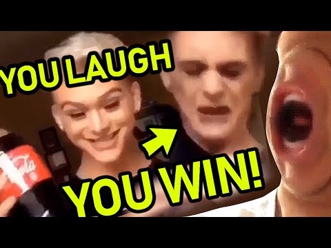 YOU LAUGH YOU WIN!