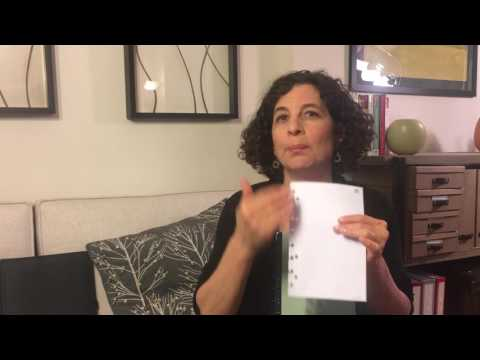 Paper-based Note-taking with Julie Morgenstern
