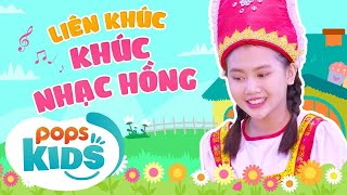 [New] Mầm Chồi Lá Tập 120 - Khúc Nhạc Hồng   Nhạc thiếu nhi hay cho bé   Vietnamese Kids Song