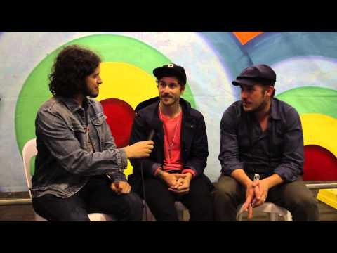 Interview: Portugal. The Man at the Big Day Out Sydney (2014 ...