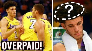 Why Lonzo Ball Is HATED By His Own Teammates!! Lonzo Must Be Thrown On The Bench.
