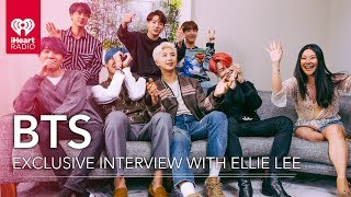 "BTS Talks ""Boy With Luv,"" World Tour, Working With Halsey + More 