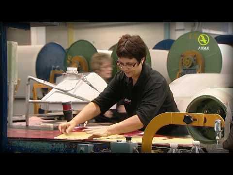 Proizvodnja Aigle čizama