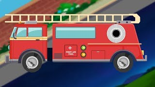 Fire Truck   Day to Night   Formation and Uses   Emergency Vehicles