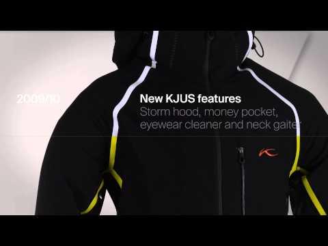 15 Years of Innovation Formula Jacket