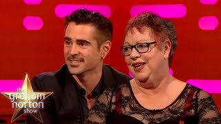 Jo Brand Does Naughty Yoga With Colin Farrell | The Graham Norton Show
