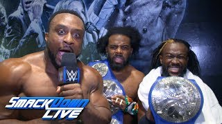 The New Day has a lot left in the tank: SmackDown Exclusive, Aug. 21, 2018