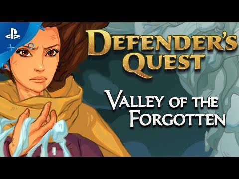 Defender's Quest: Valley of the Forgotten DX Trailer