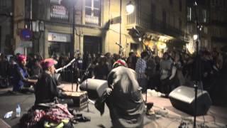 Barmer Boys - Mast Qalandar (Live at Feito A Man, Santiago de Compostela, Galicia, Spain)
