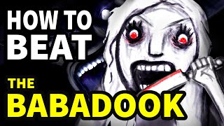 "How To Beat Your EVIL MOM In ""The Babadook"""