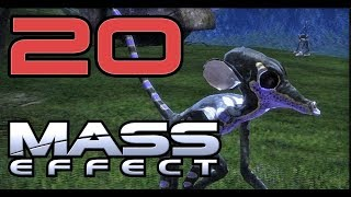 [20] Mass Effect 1 - SPACE MONKEYS - Let's Play Gameplay Walkthrough (PC)