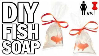 DIY Fish Soap, Corinne VS Pin #12