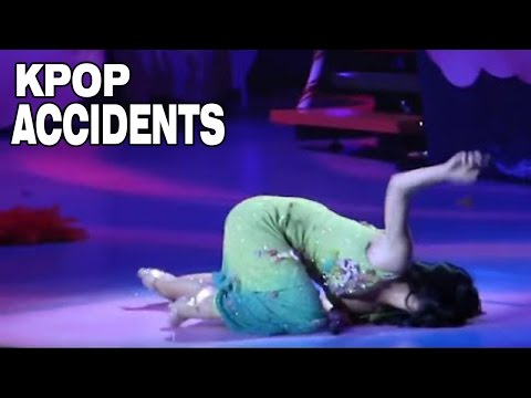 FABULOUS KPOP ACCIDENTS & FAILS