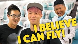 BEST WAYS TO FLY ft. JuNCurryAhn - Lunch Break!