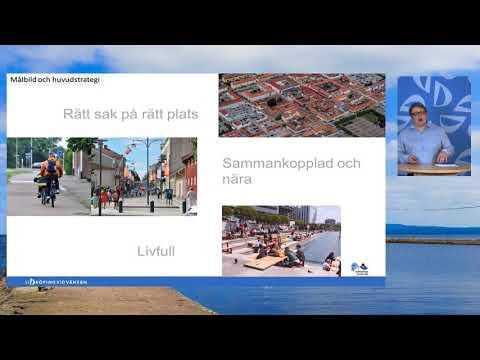 """Genomgång av förslaget av ny """"Stadsutvecklingsplan - fördjupad översiktsplan för Lidköping"""" - Samråd"""