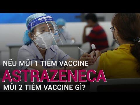 Khuyến cáo mới nhất của Bộ Y tế đối với người đã tiêm mũi 1 vaccine AstraZeneca | VTC Now