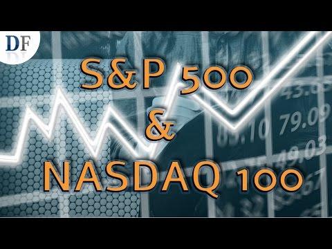 S&P 500 and NASDAQ 100 Forecast April 24, 2017
