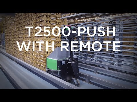 Movexx T2500 Push with remote at Fuite bakery
