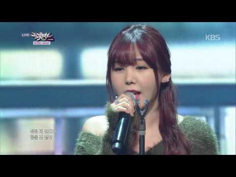 [HIT] 뮤직뱅크-레이나(Raina) - 장난인거 알아(You End, And Me).20141024