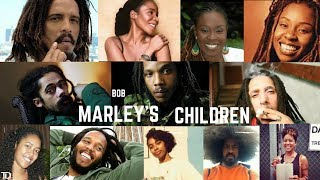 How many Children did BOB MARLEY really have: 10, 11, 12, 13......... Or More??????