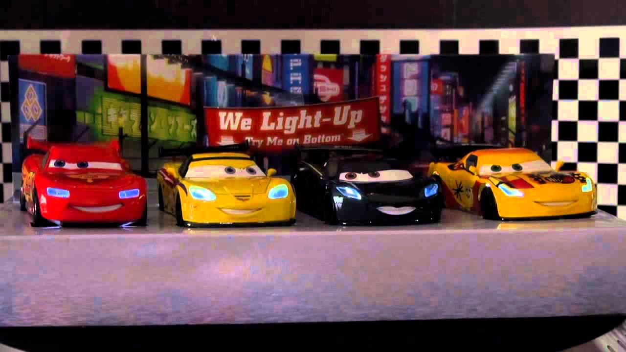 Disney Cars Youtube: We Light Up Cars 2 From Disney Pixar