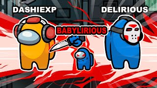 NEW CUSTOM BABYLIRIOUS KILL ANIMATIONS! | Among Us