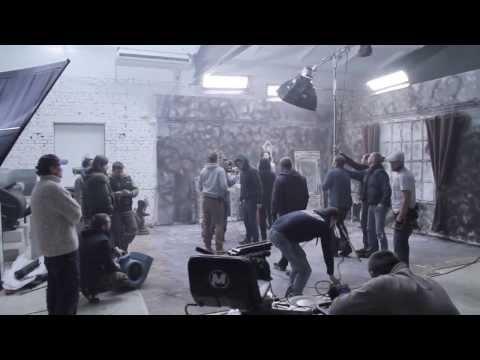 Елена Есенина - Больно (backstage)