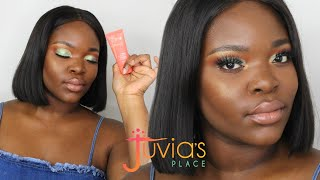 OILY SKIN APPROVED??? Juvia's Place I AM MAGIC FOUNDATION Review + Wear Test | Le Beat
