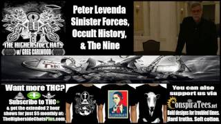 Peter Levenda | Sinister Forces, Occult History, & The Nine