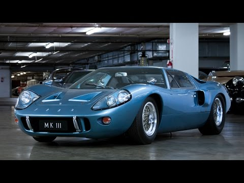 A Ford GT40 That Never Saw A Race Track