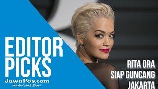 Rita Ora Siap Pecahkan Panggung SHVR Ground Fest 2018