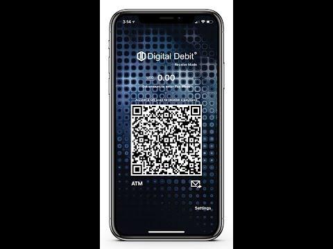 Digital Debit App Preview