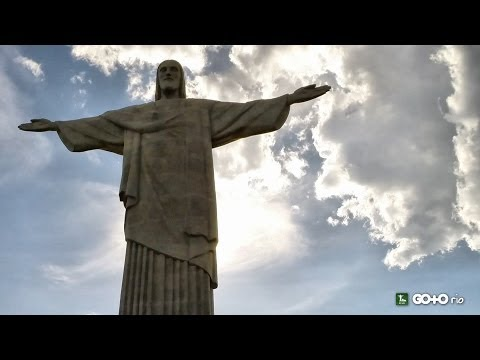 Rio de Janeiro HD Time Lapses: 60 Seconds of Brazil's 2016 Olympics Host City (GoPro Hero 3+)