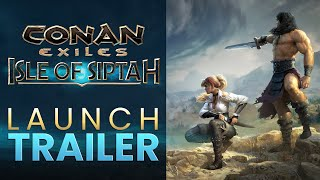 Isle of Siptah Early Access Launch Trailer preview image