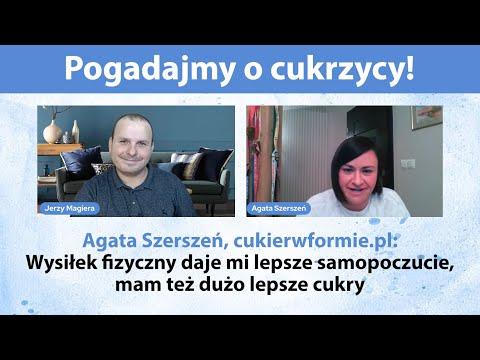 Agata Szerszeń: Wysiłek fizyczny daje mi lepsze samopoczucie, mam też dużo lepsze cukry