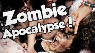 ZOMBIE APOCALYPSE 2014! (Zombie Defense Squad Funny Moments)