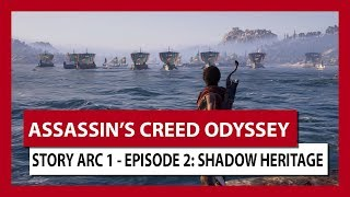Assassin's Creed Odyssey: Legacy of the First Blade Episode 2 Trailer