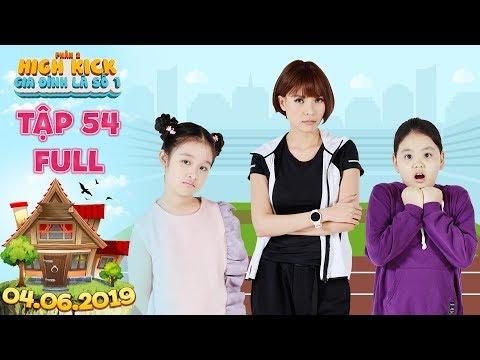 Gia đình là số 1 Phần 2 | tập 54 full: Thám Hoa quyết tâm huấn luyện Lam Chi để vượt mặt Tâm Anh