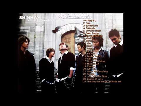 Shinhwa Ballads Compilation (~2008)