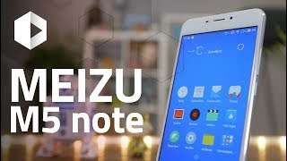 Video Meizu M5 note 32 GB Gris tE2Lh9JLAX8